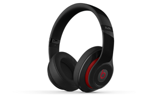 BEATS (74196) STUDIO HD HEADPHONES - BLACK