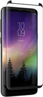 Zagg Galaxy S9 Plus InvisibleShield CURVE Elite Case-Friendly Screen Protector