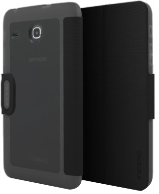 Galaxy Tab E 8.0 Incipio Clarion Case - Black