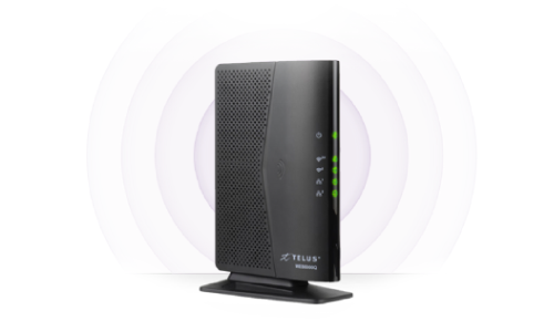 TELUS Business Internet