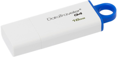 Kingston DataTraveler G4 USB 3.0