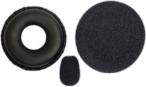 Replacement Ear/Mic Cushions for B250/B250-XT