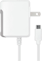 XQISIT microUSB 2.1A (10W) Travel Charger