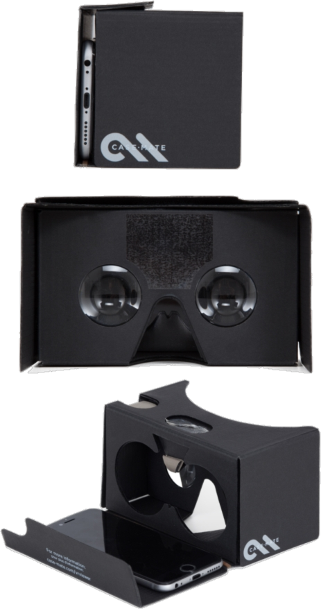 CaseMate Cardboard VR Viewer V2 0 with Google Badge Price