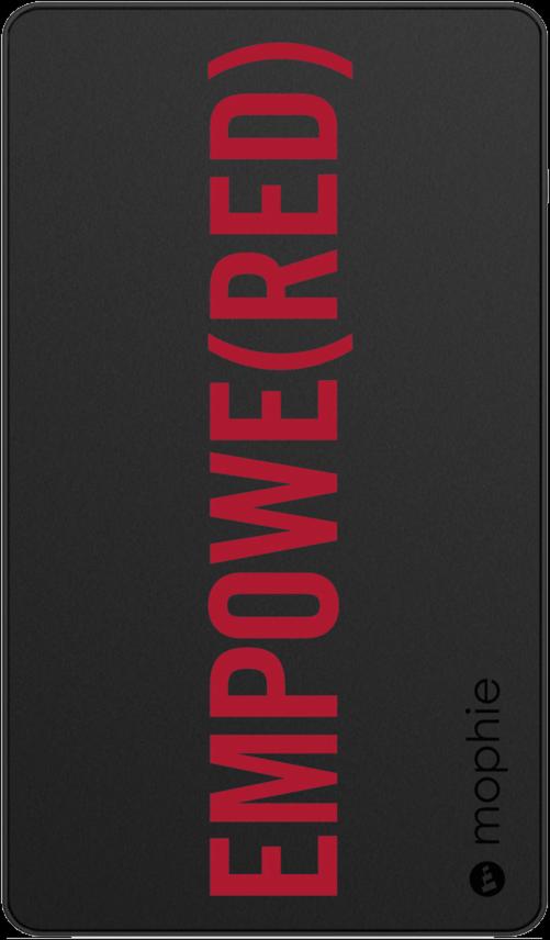 6000mAh Powerstation Universal Quick Charge External Battery