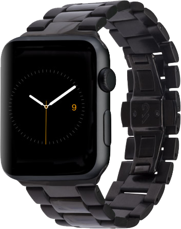 Apple Watch Linked Watchband 42mm - Black