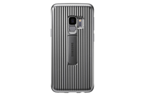 Samsung OEM Protective Standing Cover - Galaxy S9, Silver