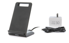 IQ Fast Wireless Charger Dock Stand w/Charger