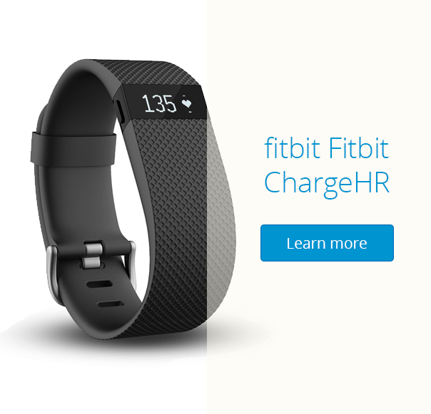 fitbit Fitbit ChargeHR