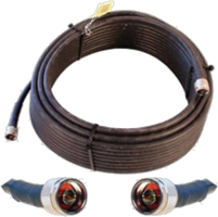 weBoost Cable 60' LMR400 Cable w/ N-Male to N-Male Connector