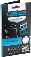 Gadgetguard Moto Z Force Black Ice Edition Tempered Glass Screen Guard