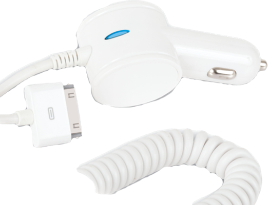 Qmadix Vehicle Power Charging Adapter