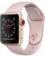 APPLE WATCH S3 GOLD/PINK SAND SPORT BAND 42MM
