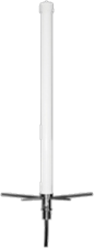 weBoost Wilson Omni-Directional Building Mount Antenna 800/1900 MHz 12 in. Coax w/ F Female Connector -75Ohm