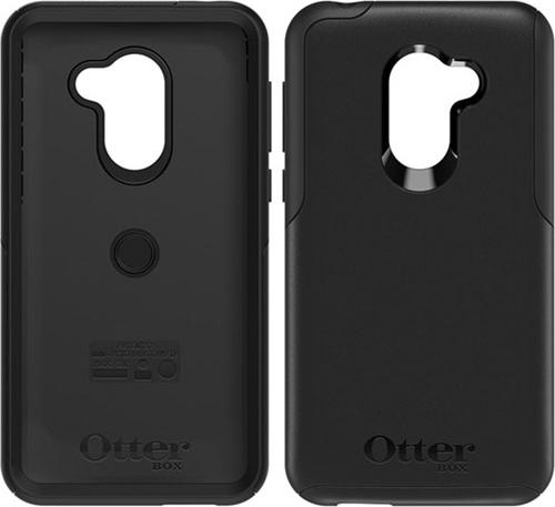 Alcatel A30 Fierce Achiever Case - Black