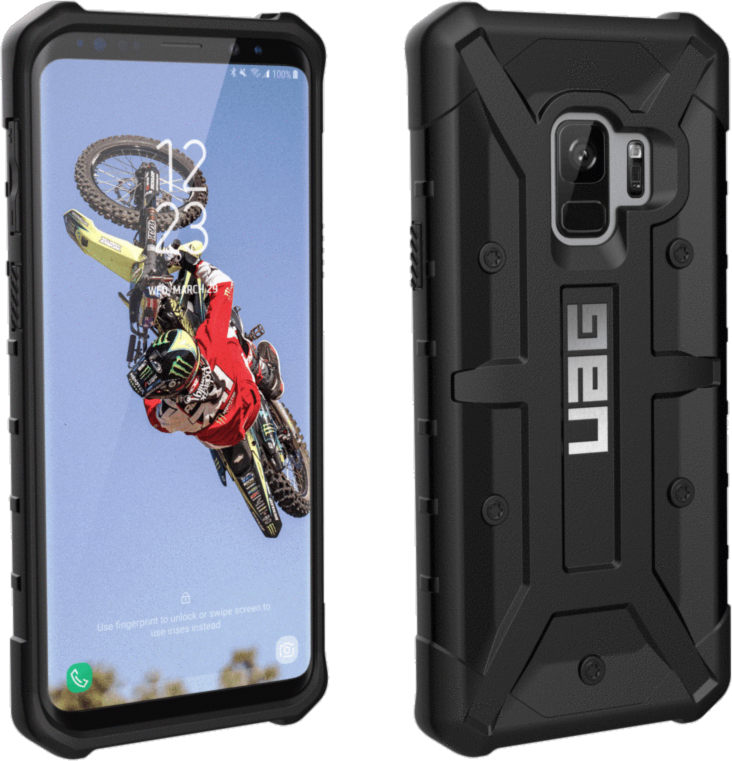 new product f2974 9e0e8 UAG Galaxy S9 Pathfinder Case Price and Features