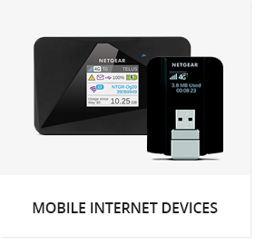 TELUS Mobile Internet Devices