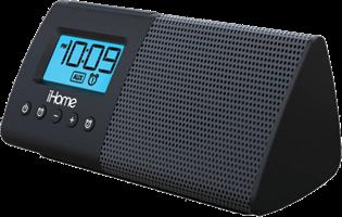 iHome Portable Alarm Clock Speaker