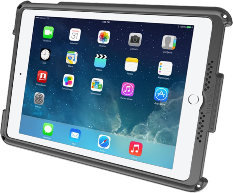 Ipad Air 2 IntelliSkin Case with GDS Technology - Black