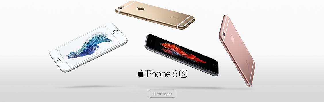 TELUS Apple iPhones 6s and 6s Plus