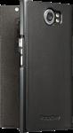BlackBerry Blackberry Priv Leather Smart Flip Case