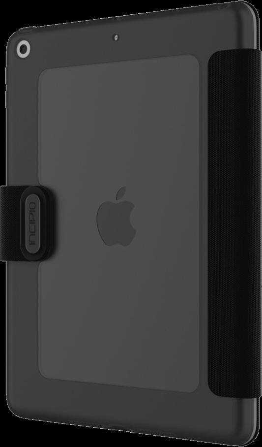 iPad 9.7 (2018 / 2017) Clarion Folio - Black
