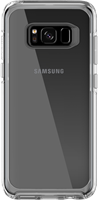OtterBox Galaxy S8 Clear Symmetry Case