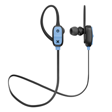 Jam Live Large Sweat Resistant Bluetooth Sport In-Ear Headphones with Ear Hook