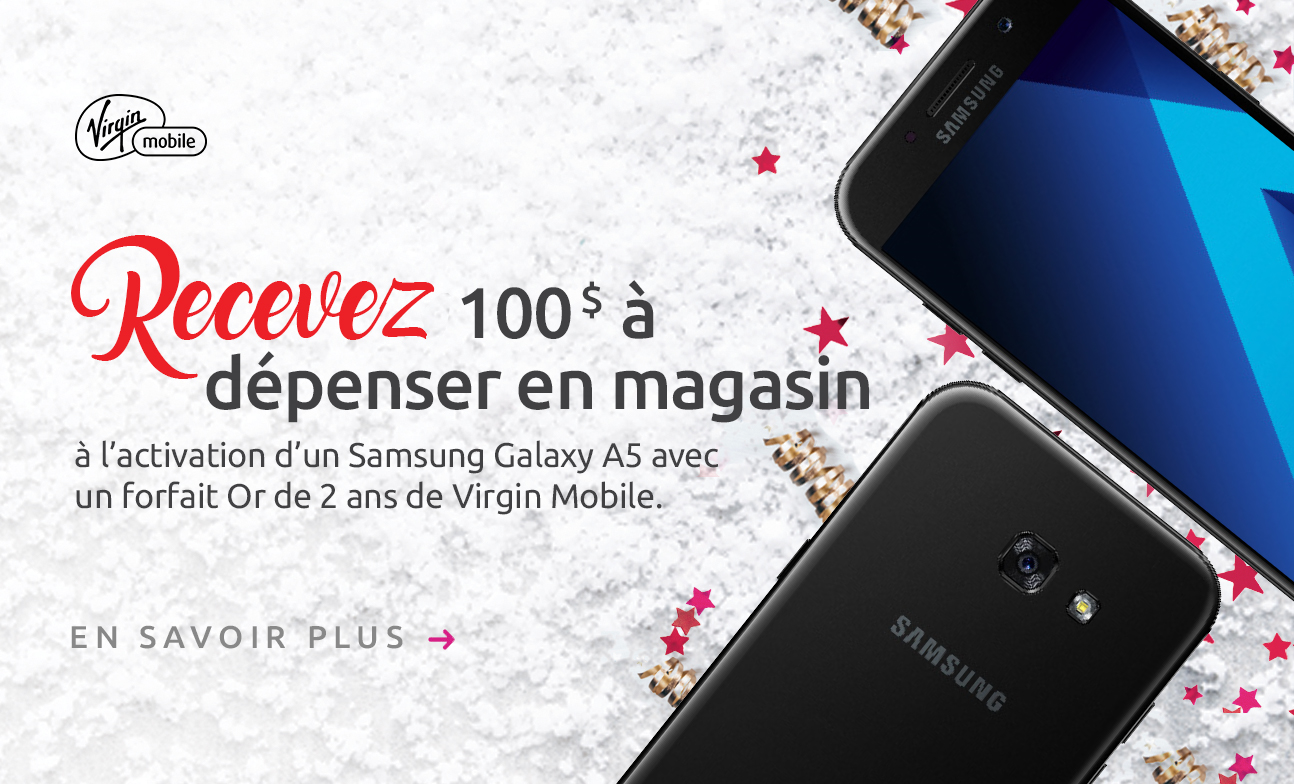 Virgin Mobile Promotion