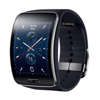 Samsung SAMSUNG GEAR S WATCH BLACK 80233