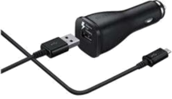 Samsung microUSB AFC (2A) Vehicle Charger
