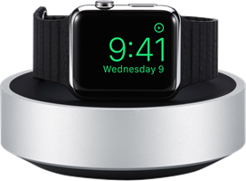 Just Mobile Apple Watch HoverDock