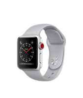 APPLE WATCH S3 SPORT SILVER