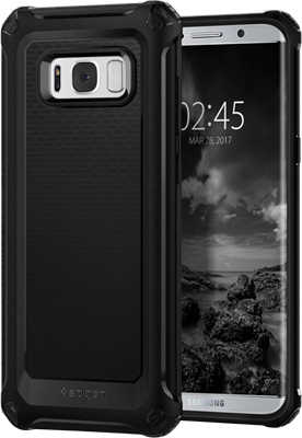 Spigen Galaxy S8 Rugged Armor Extra Case