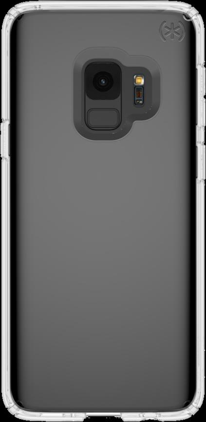 Galaxy S9 Presidio Clear Case - Clear