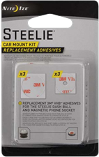 Nite Ize Steelie Car Mount Adhesive Replacement Kit