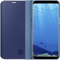 Samsung Galaxy S8 S-View Clear Flip Cover