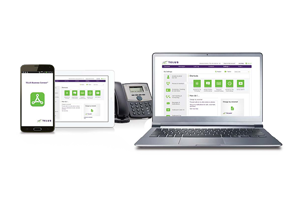 TELUS Business Connect