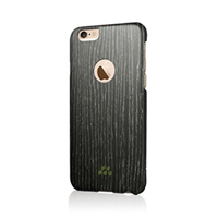 Evutec EVUTEC iPHONE 6 APRICOT WOOD S CASE BLK