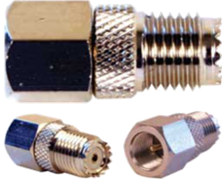 weBoost Wilson cable connector  FME male - mini UHF female
