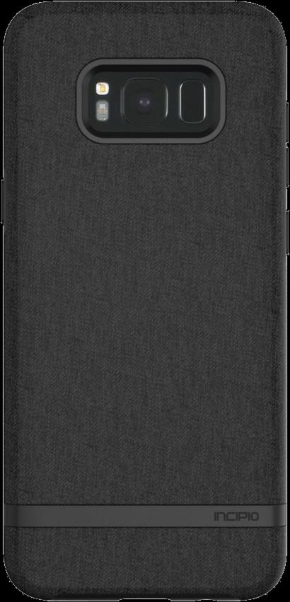 Galaxy S8+ Esquire Series Case - Black
