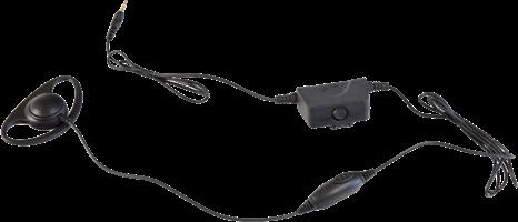Milicom Smart 2-in-1 D-Loop Style Headset