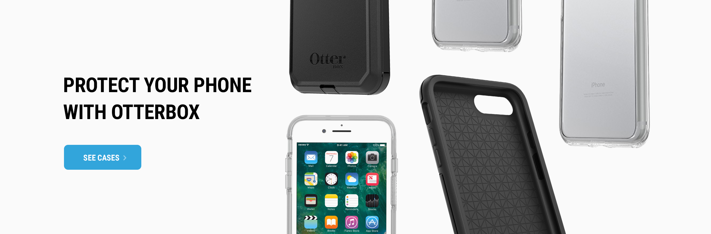 Protect Your Phone with Otterbox Cases at WIRELESSWAVE
