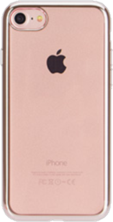 XQISIT iPhone 7 Chromed Edge Flex Case