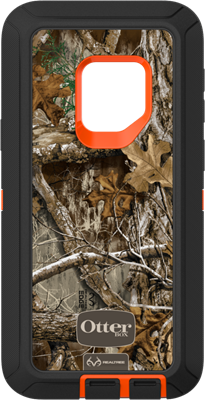OtterBox Galaxy S9 Defender Realtree Case
