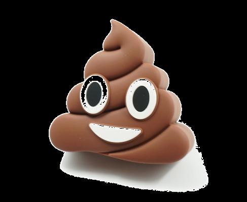 Poo Emoji 2600mAh Power Bank