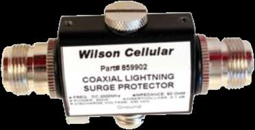 weBoost Wilson lightning surge protector