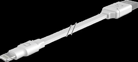 Qmadix 6' Lightning Flat Data Cable