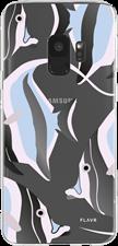 FLAVR Galaxy S9 iPlate Case
