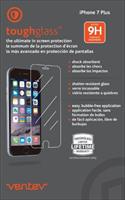 Ventev iPhone 7 Plus toughglass Screen Protectors